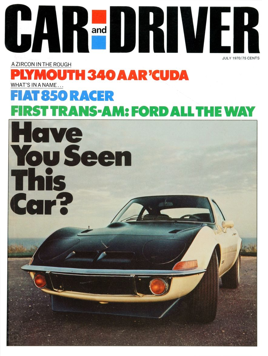 The Us Decade: The Car and Driver Covers of the 1970s - Slide 8