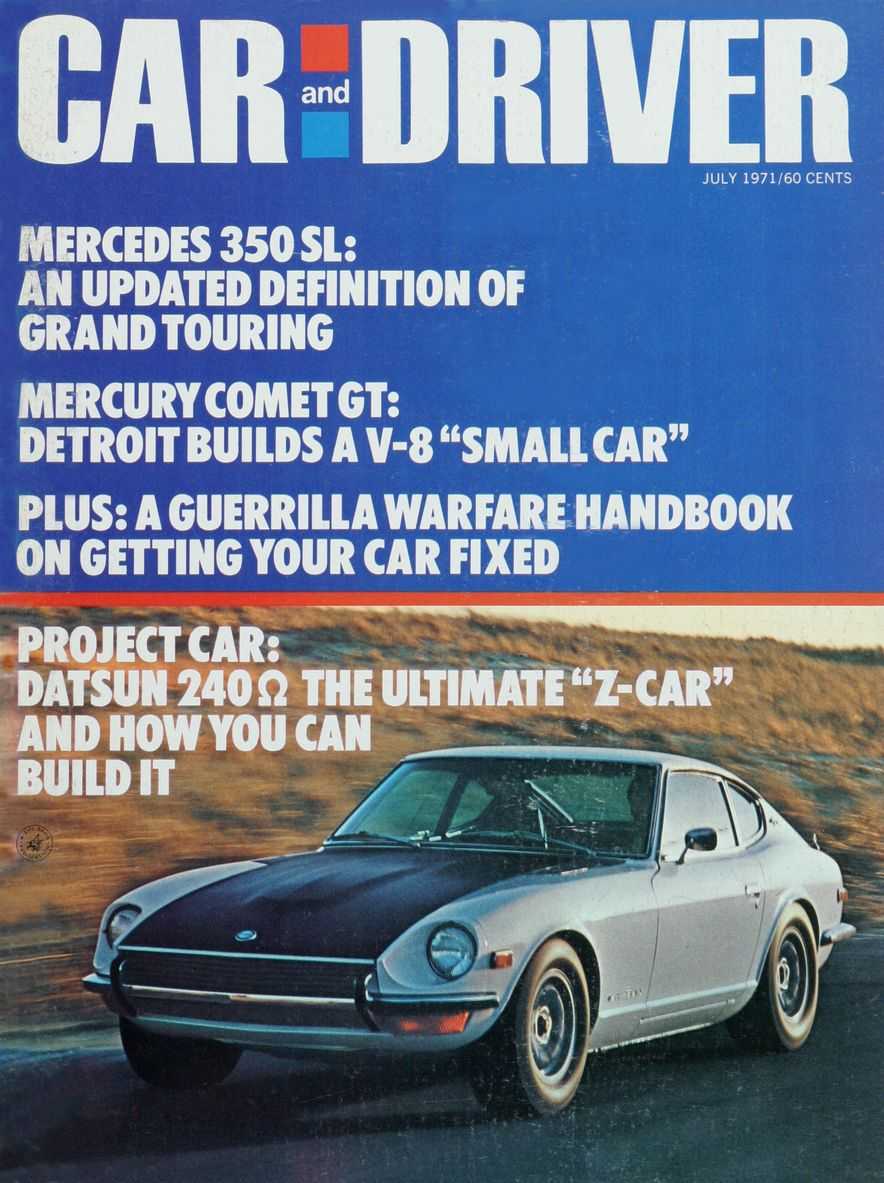 The Us Decade: The Car and Driver Covers of the 1970s - Slide 20