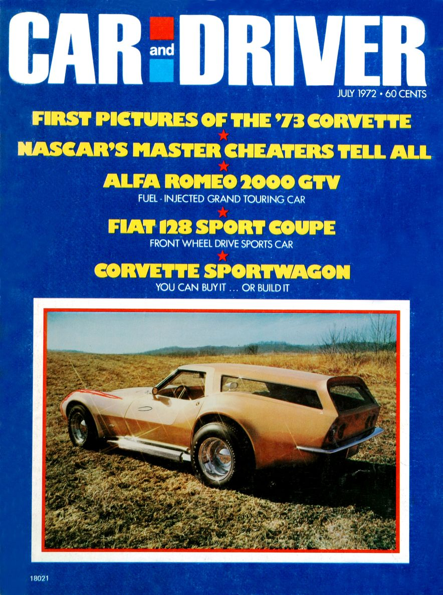 The Us Decade: The Car and Driver Covers of the 1970s - Slide 32