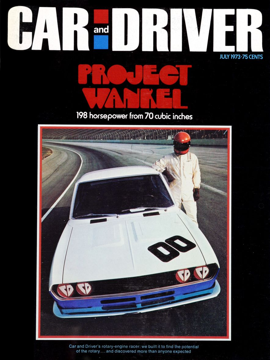 The Us Decade: The Car and Driver Covers of the 1970s - Slide 44