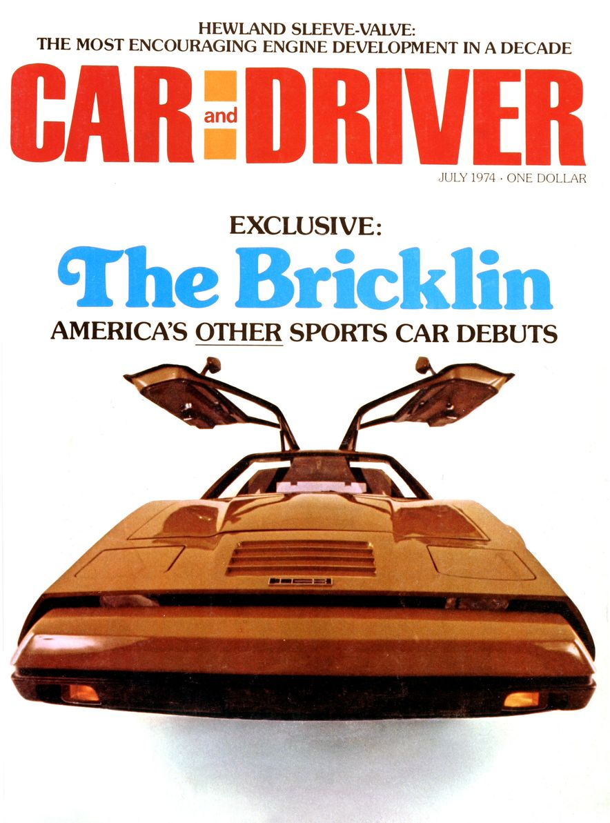 The Us Decade: The Car and Driver Covers of the 1970s - Slide 56