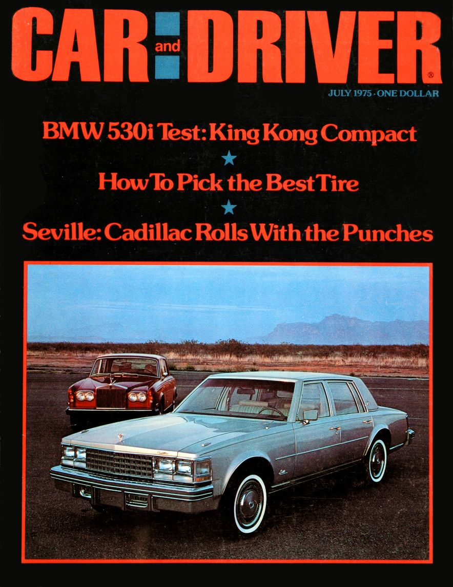 The Us Decade: The Car and Driver Covers of the 1970s - Slide 68