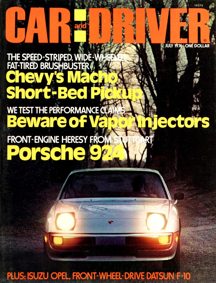 The Us Decade: The Car and Driver Covers of the 1970s - Slide 80