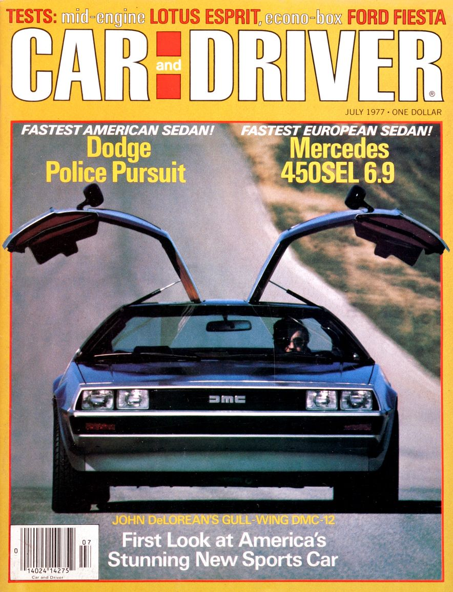 The Us Decade: The Car and Driver Covers of the 1970s - Slide 92