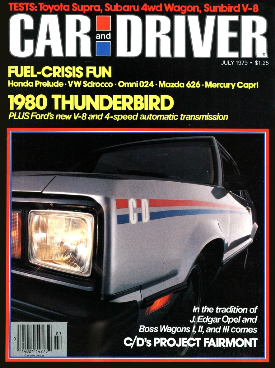 The Us Decade: The Car and Driver Covers of the 1970s - Slide 116