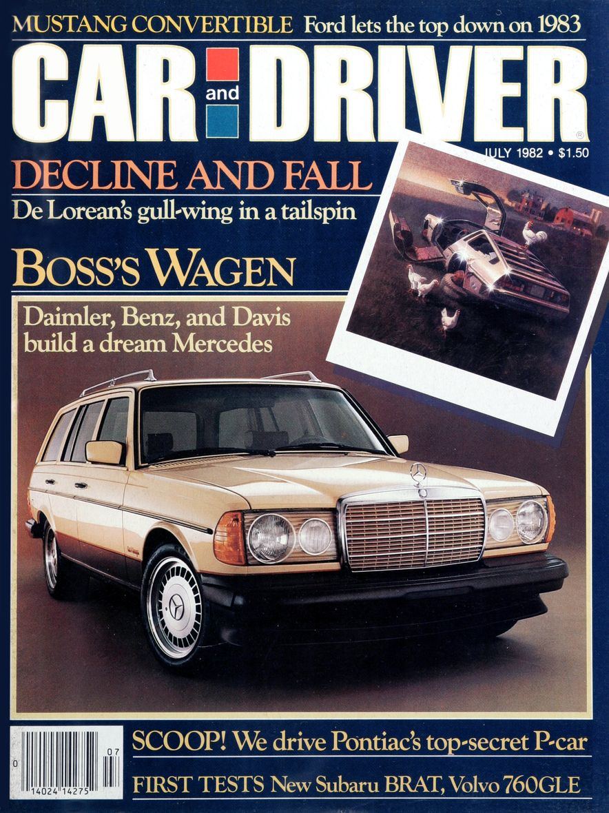 Like, Totally Rad: The Car and Driver Covers of the 1980s - Slide 32