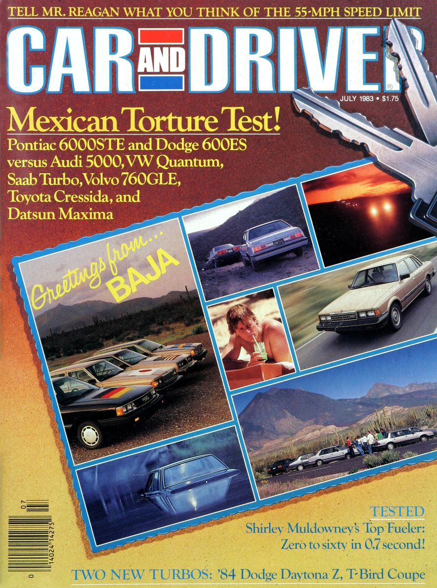 Like, Totally Rad: The Car and Driver Covers of the 1980s - Slide 44