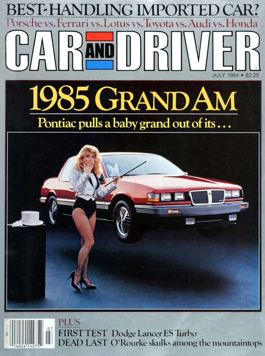Like, Totally Rad: The Car and Driver Covers of the 1980s - Slide 56