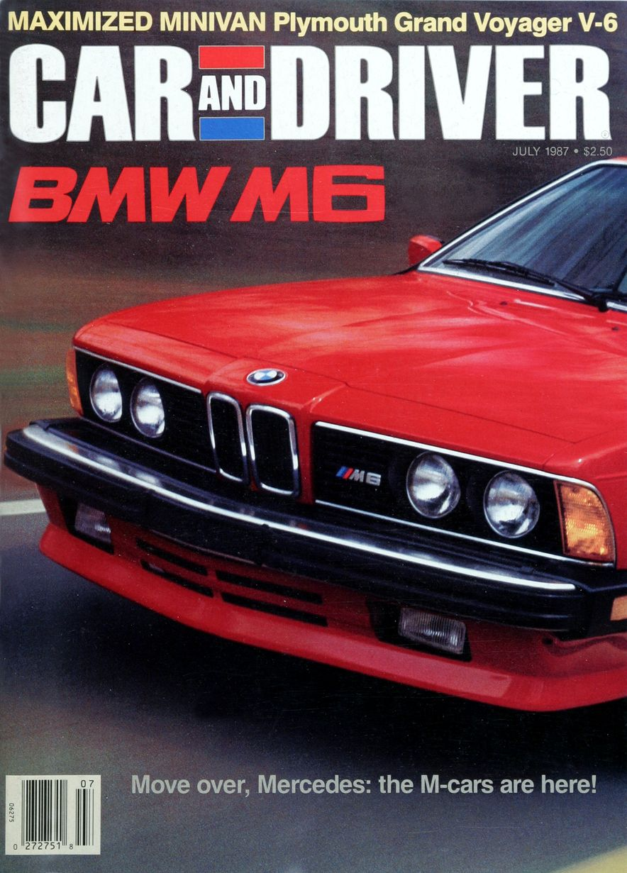 Like, Totally Rad: The Car and Driver Covers of the 1980s - Slide 92