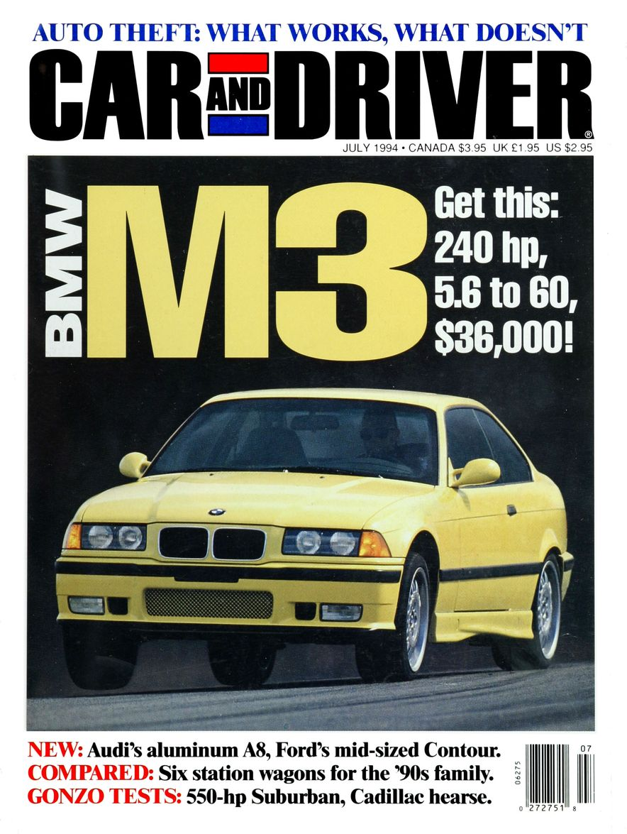 Formula C/D: The Car and Driver Covers of the 1990s - Slide 56