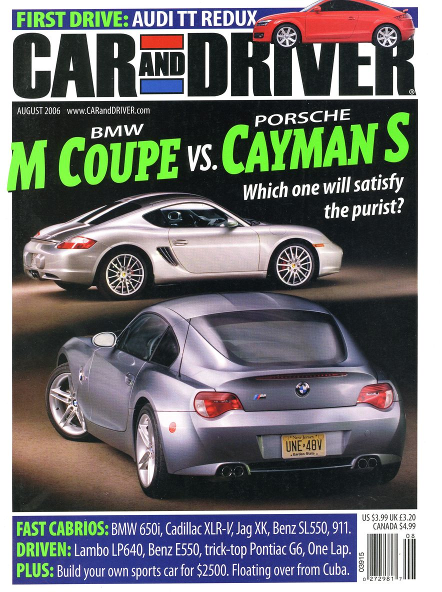 Going Millennial: The Car and Driver Covers of the 2000s and 2010s - Slide 81