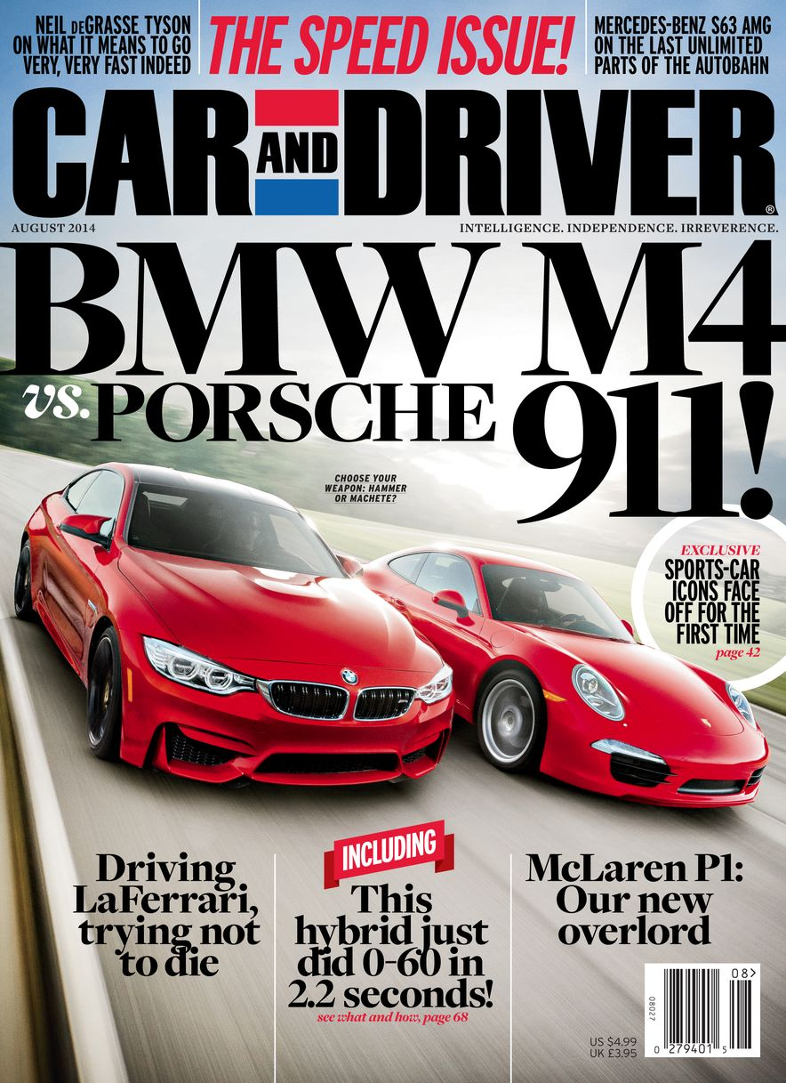 Going Millennial: The Car and Driver Covers of the 2000s and 2010s - Slide 177