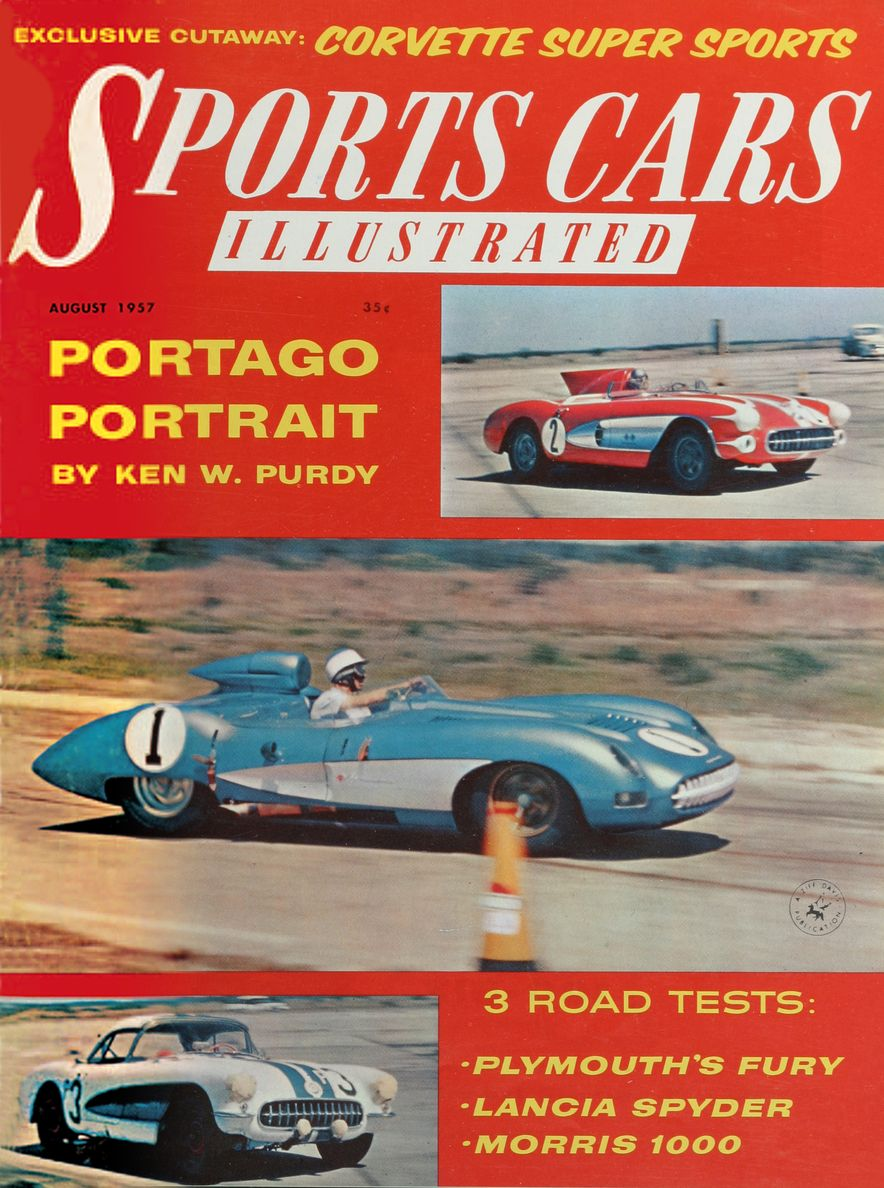 When We Were Young: The Car and Driver/Sports Cars Illustrated Covers of the 1950s - Slide 27