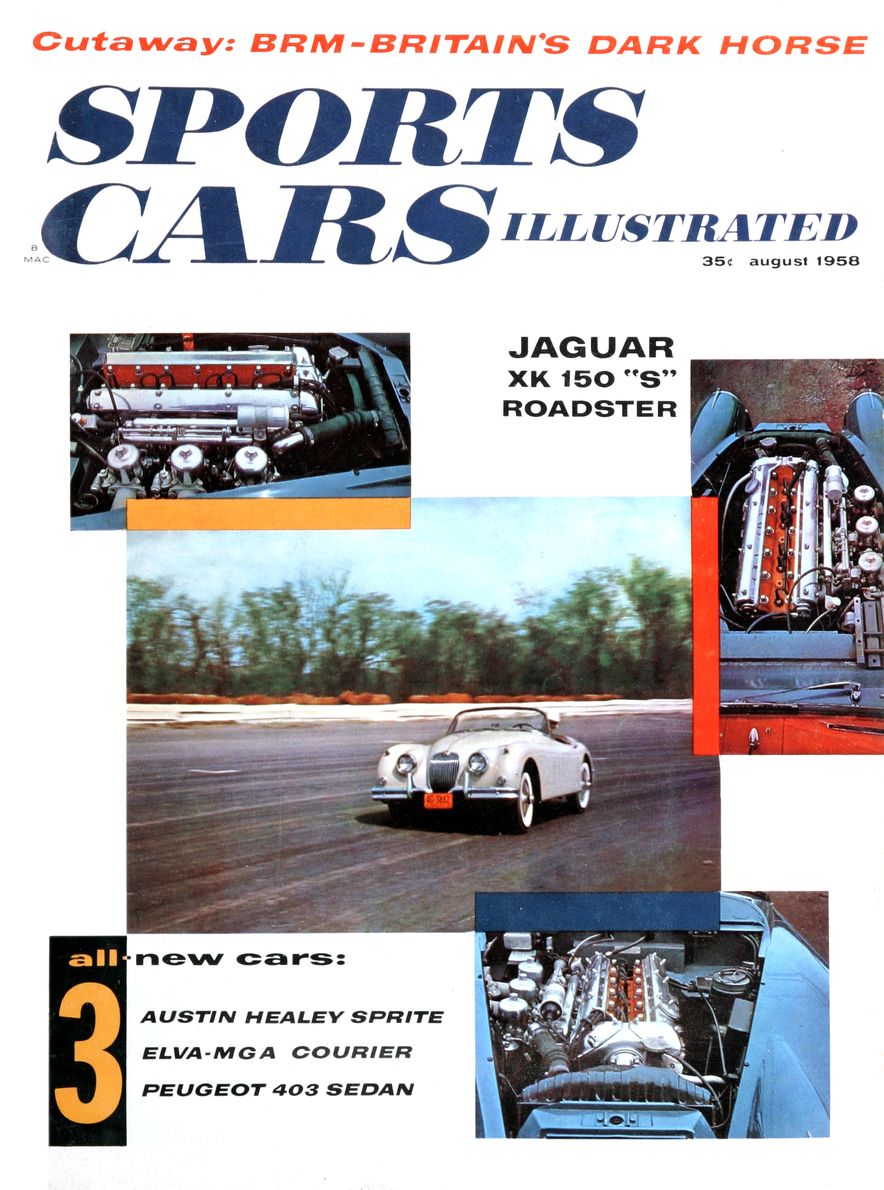 When We Were Young: The Car and Driver/Sports Cars Illustrated Covers of the 1950s - Slide 39
