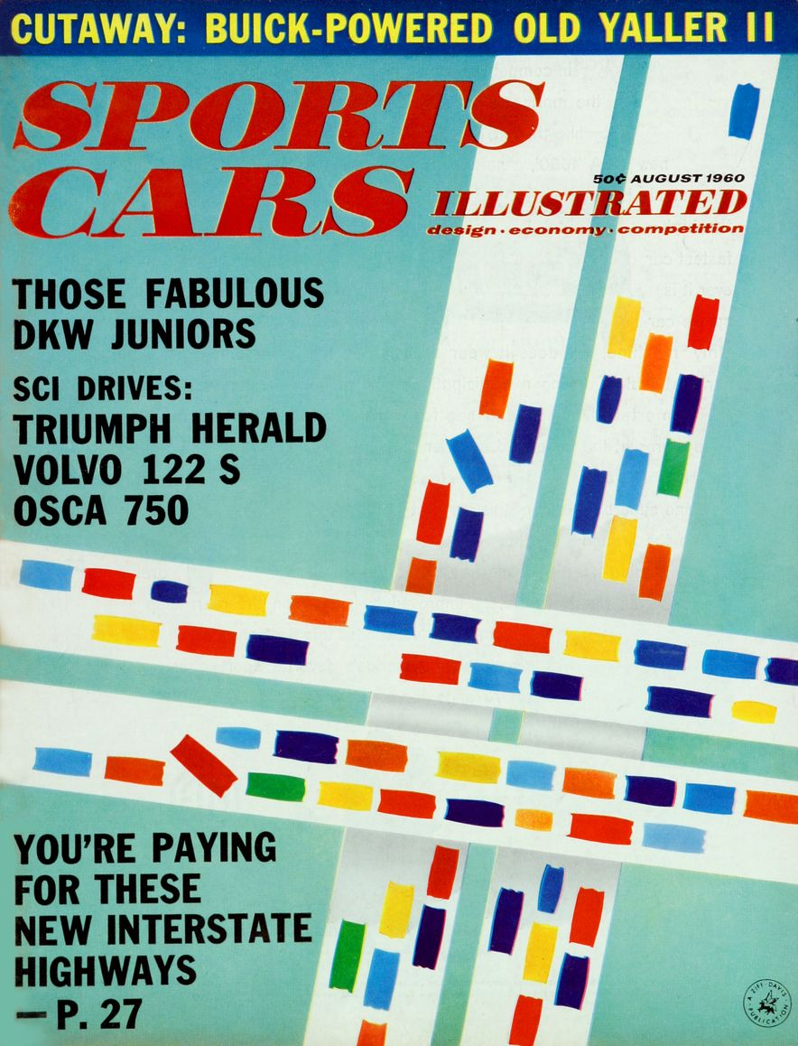 Getting Groovy and into the Groove: The Car and Driver Covers of the 1960s - Slide 9