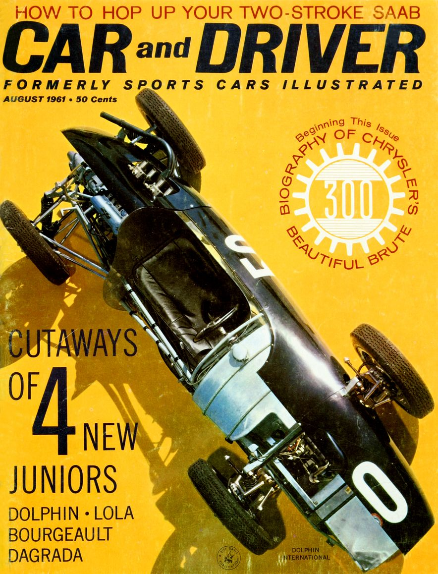 Getting Groovy and into the Groove: The Car and Driver Covers of the 1960s - Slide 21