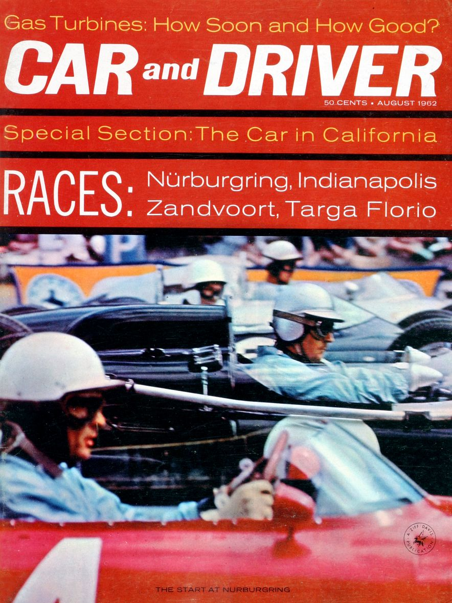 Getting Groovy and into the Groove: The Car and Driver Covers of the 1960s - Slide 33