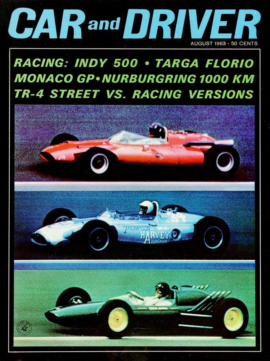 Getting Groovy and into the Groove: The Car and Driver Covers of the 1960s - Slide 45