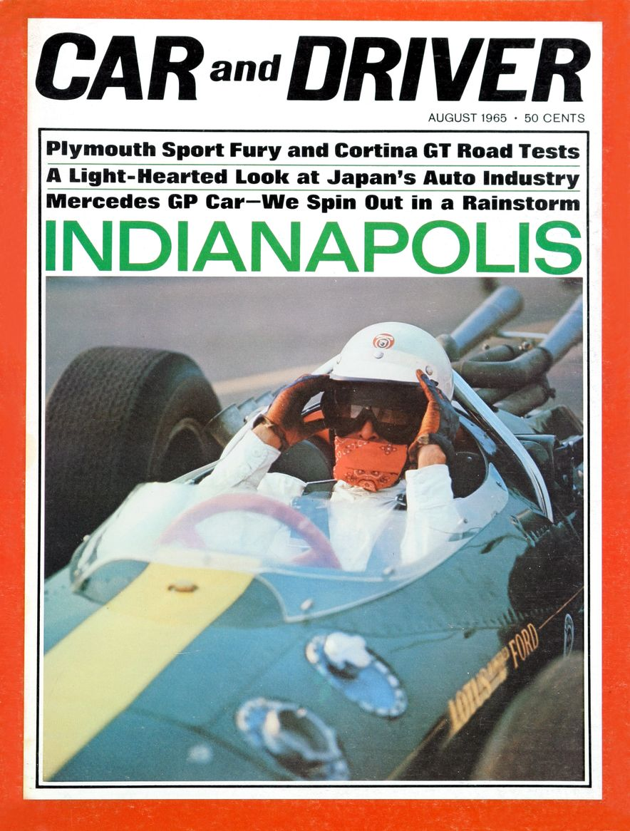 Getting Groovy and into the Groove: The Car and Driver Covers of the 1960s - Slide 69