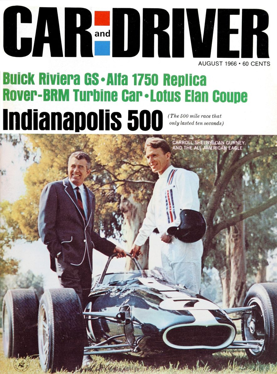 Getting Groovy and into the Groove: The Car and Driver Covers of the 1960s - Slide 81