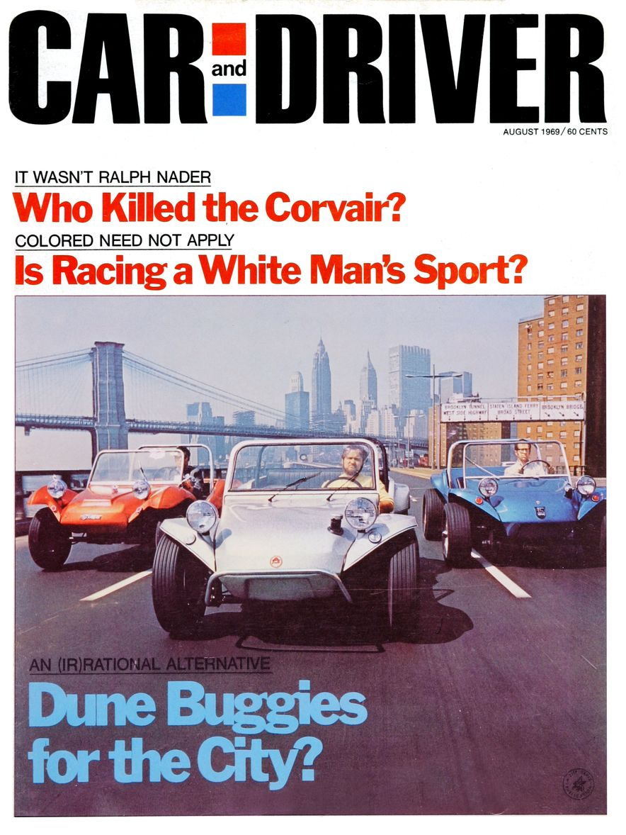 Getting Groovy and into the Groove: The Car and Driver Covers of the 1960s - Slide 117