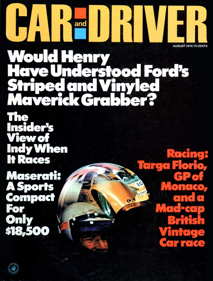 The Us Decade: The Car and Driver Covers of the 1970s - Slide 9