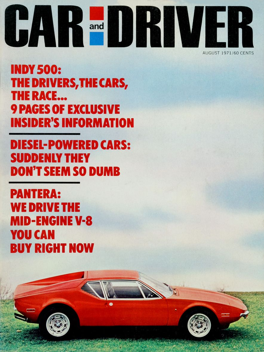 The Us Decade: The Car and Driver Covers of the 1970s - Slide 21