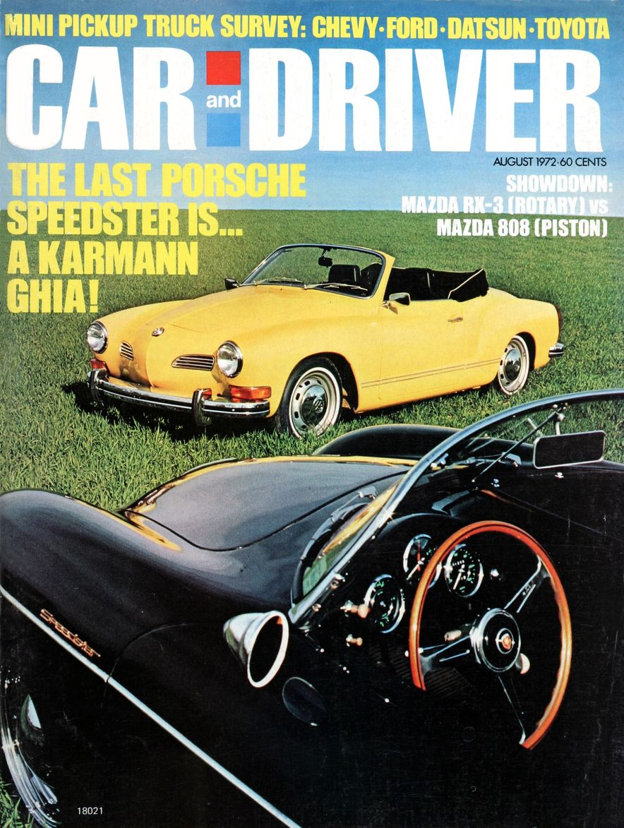 The Us Decade: The Car and Driver Covers of the 1970s - Slide 33