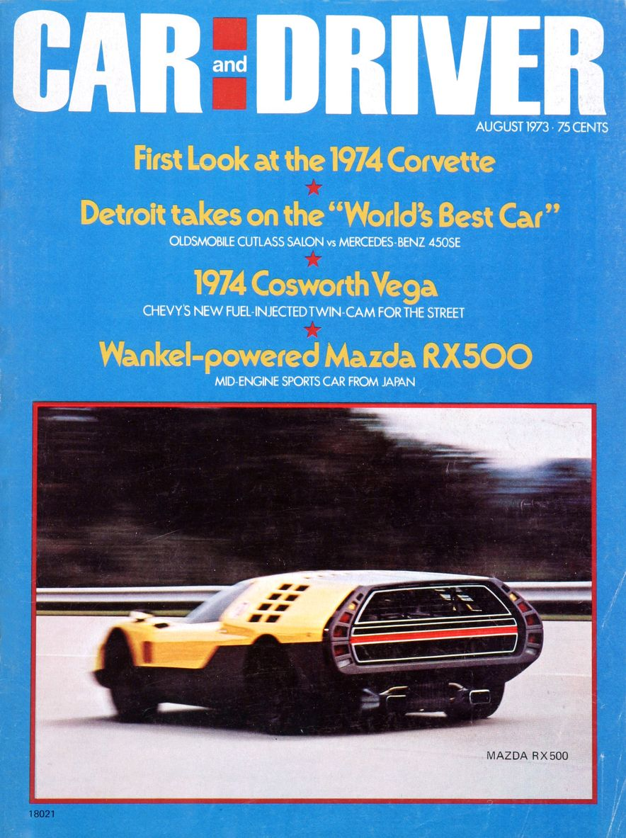 The Us Decade: The Car and Driver Covers of the 1970s - Slide 45