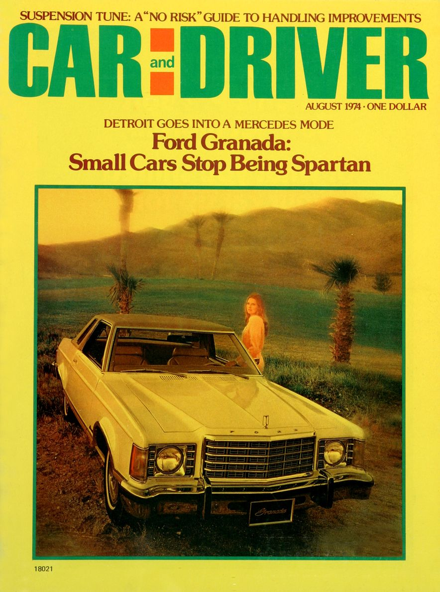 The Us Decade: The Car and Driver Covers of the 1970s - Slide 57