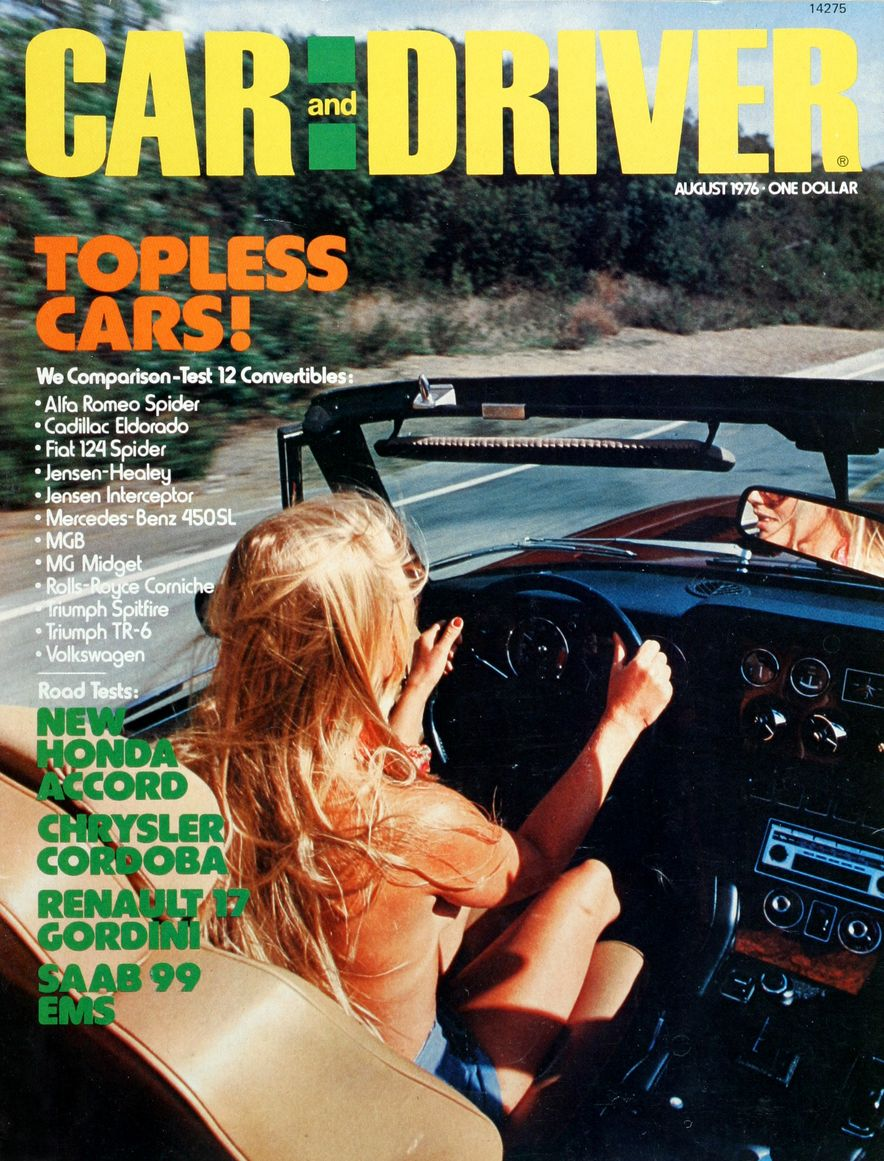 The Us Decade: The Car and Driver Covers of the 1970s - Slide 81