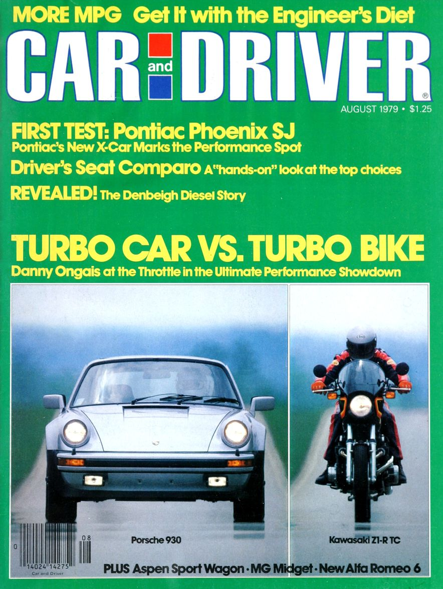 The Us Decade: The Car and Driver Covers of the 1970s - Slide 117