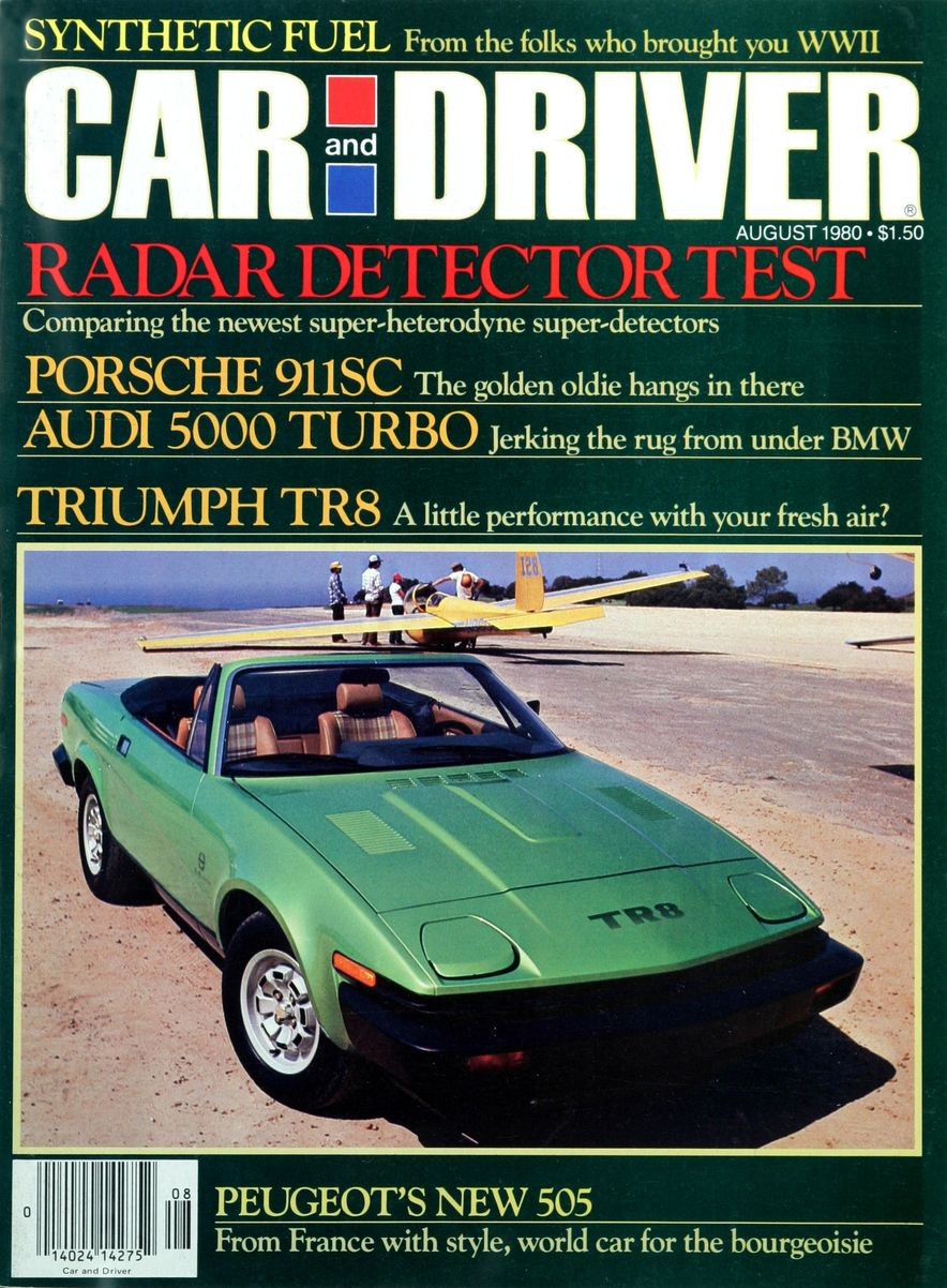 Like, Totally Rad: The Car and Driver Covers of the 1980s - Slide 9