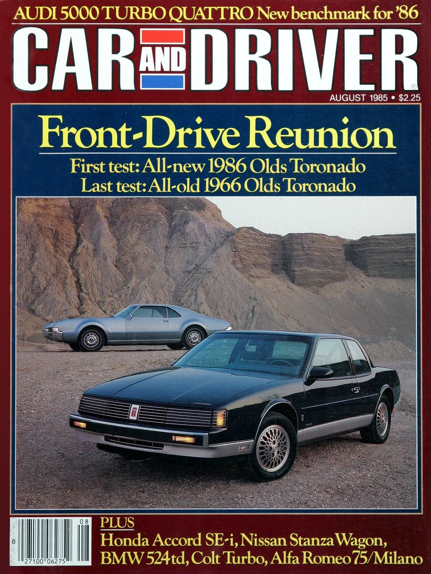 Like, Totally Rad: The Car and Driver Covers of the 1980s - Slide 69