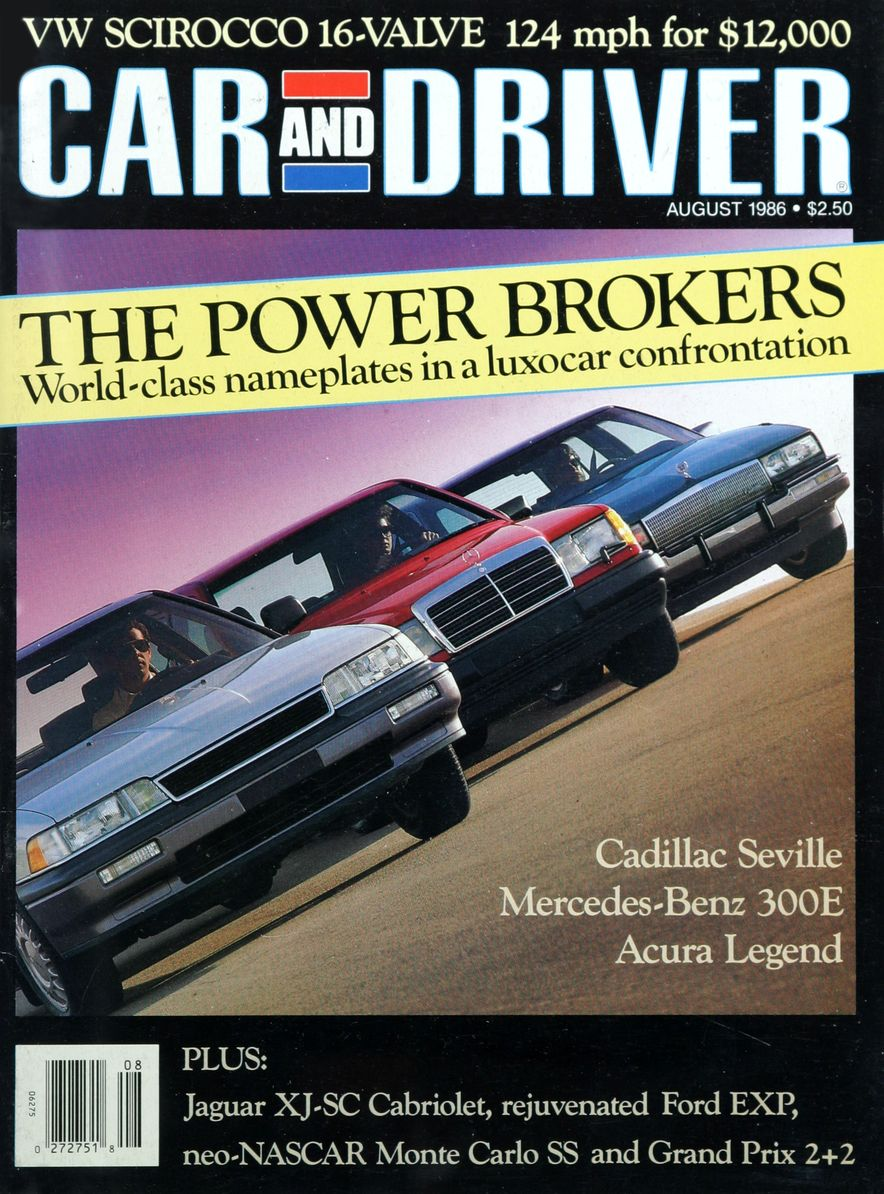 Like, Totally Rad: The Car and Driver Covers of the 1980s - Slide 81