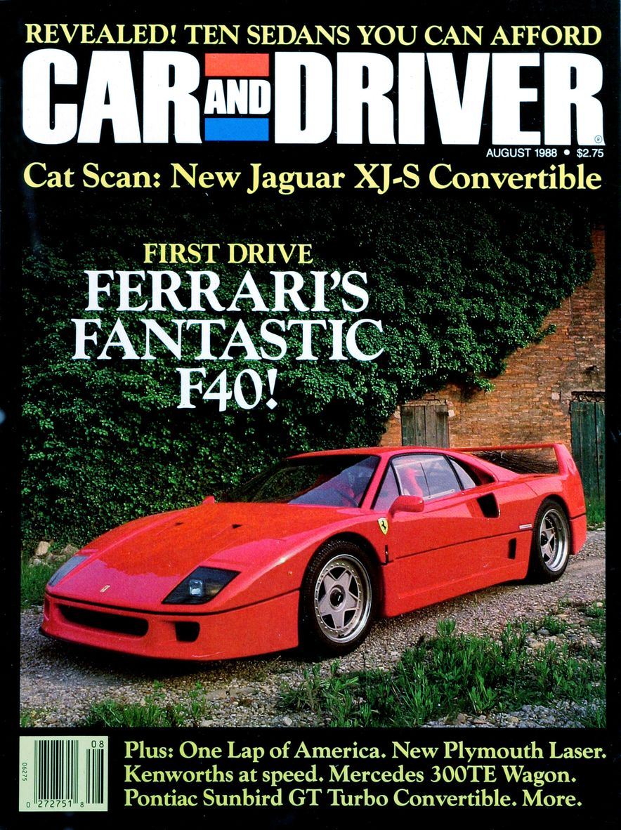 Like, Totally Rad: The Car and Driver Covers of the 1980s - Slide 105