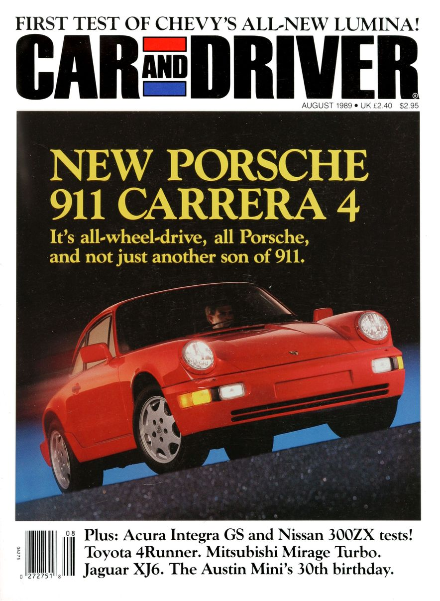 Like, Totally Rad: The Car and Driver Covers of the 1980s - Slide 117
