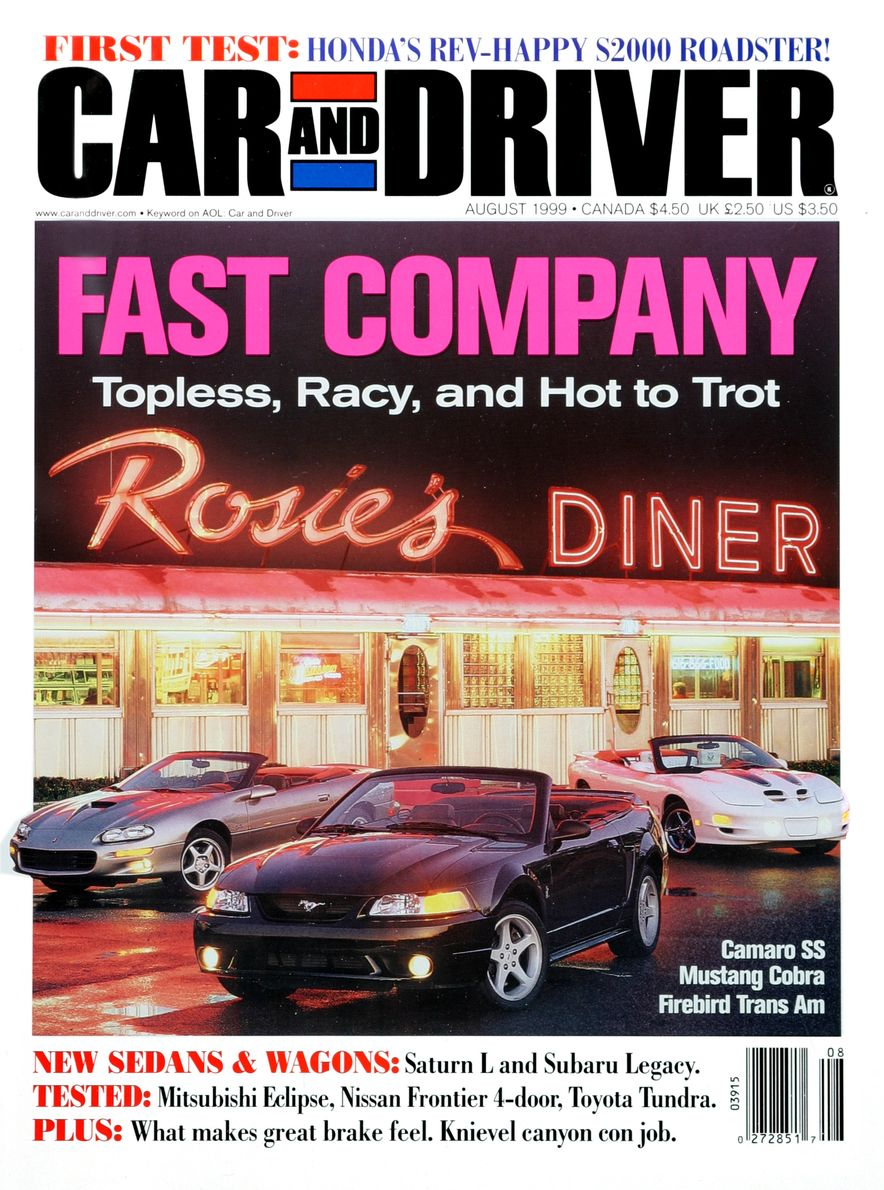 Formula C/D: The Car and Driver Covers of the 1990s - Slide 117