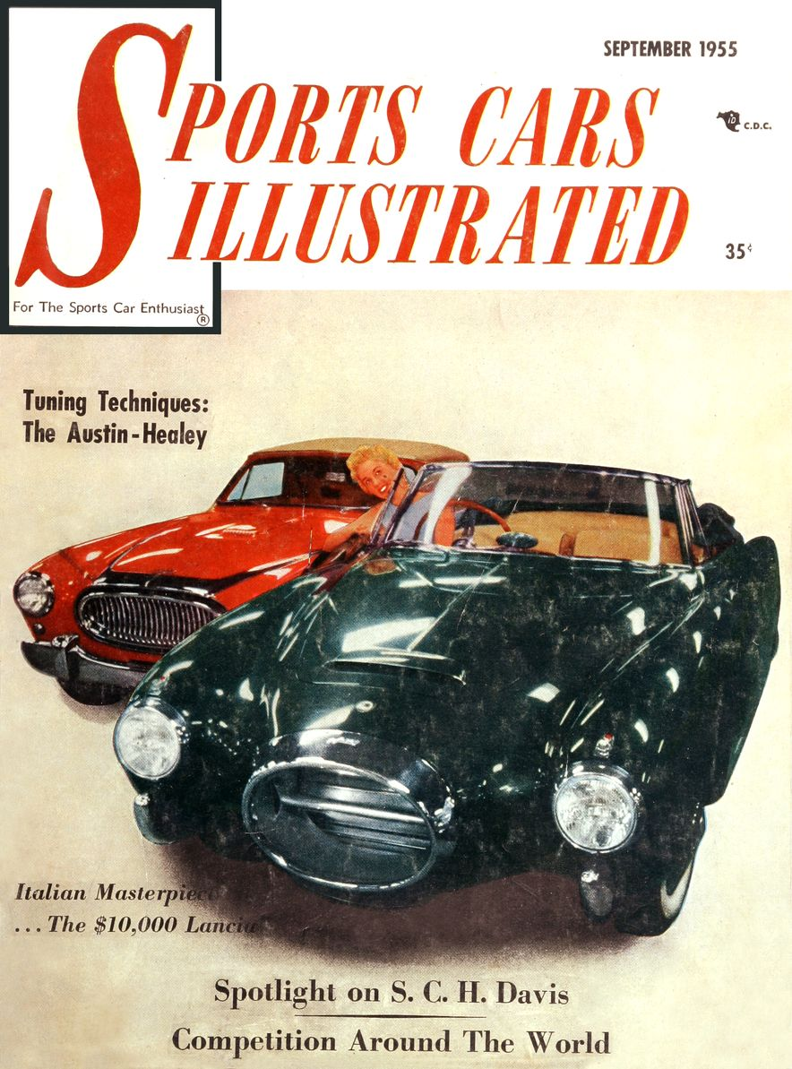 When We Were Young: The Car and Driver/Sports Cars Illustrated Covers of the 1950s - Slide 4