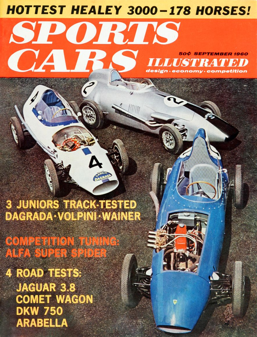 Getting Groovy and into the Groove: The Car and Driver Covers of the 1960s - Slide 10