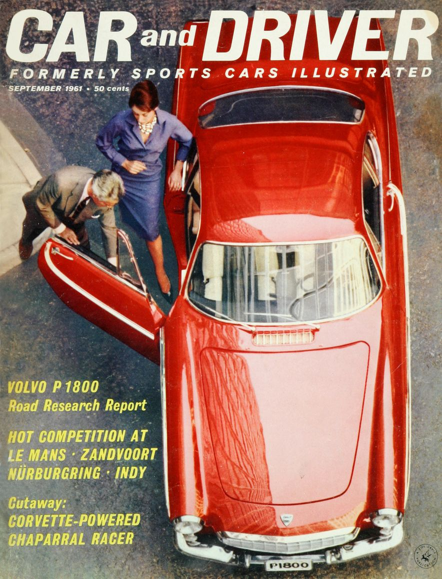 Getting Groovy and into the Groove: The Car and Driver Covers of the 1960s - Slide 22