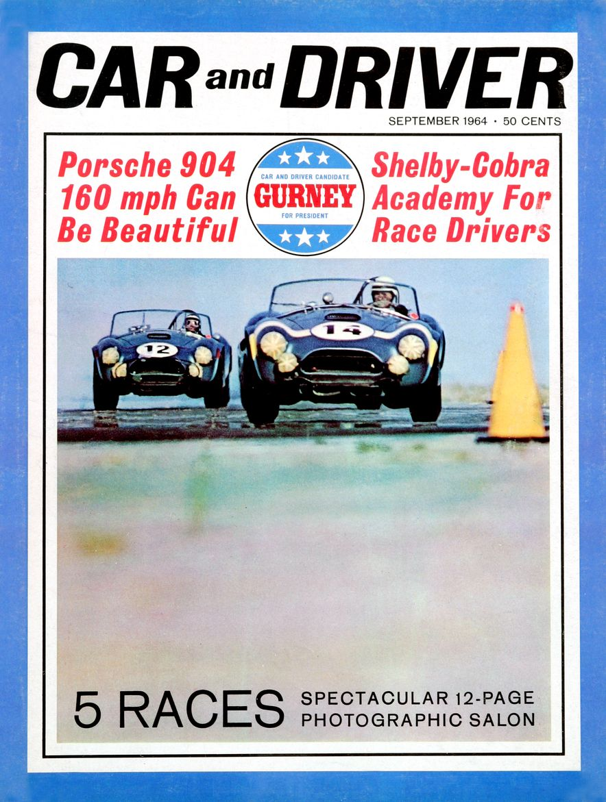 Getting Groovy and into the Groove: The Car and Driver Covers of the 1960s - Slide 58