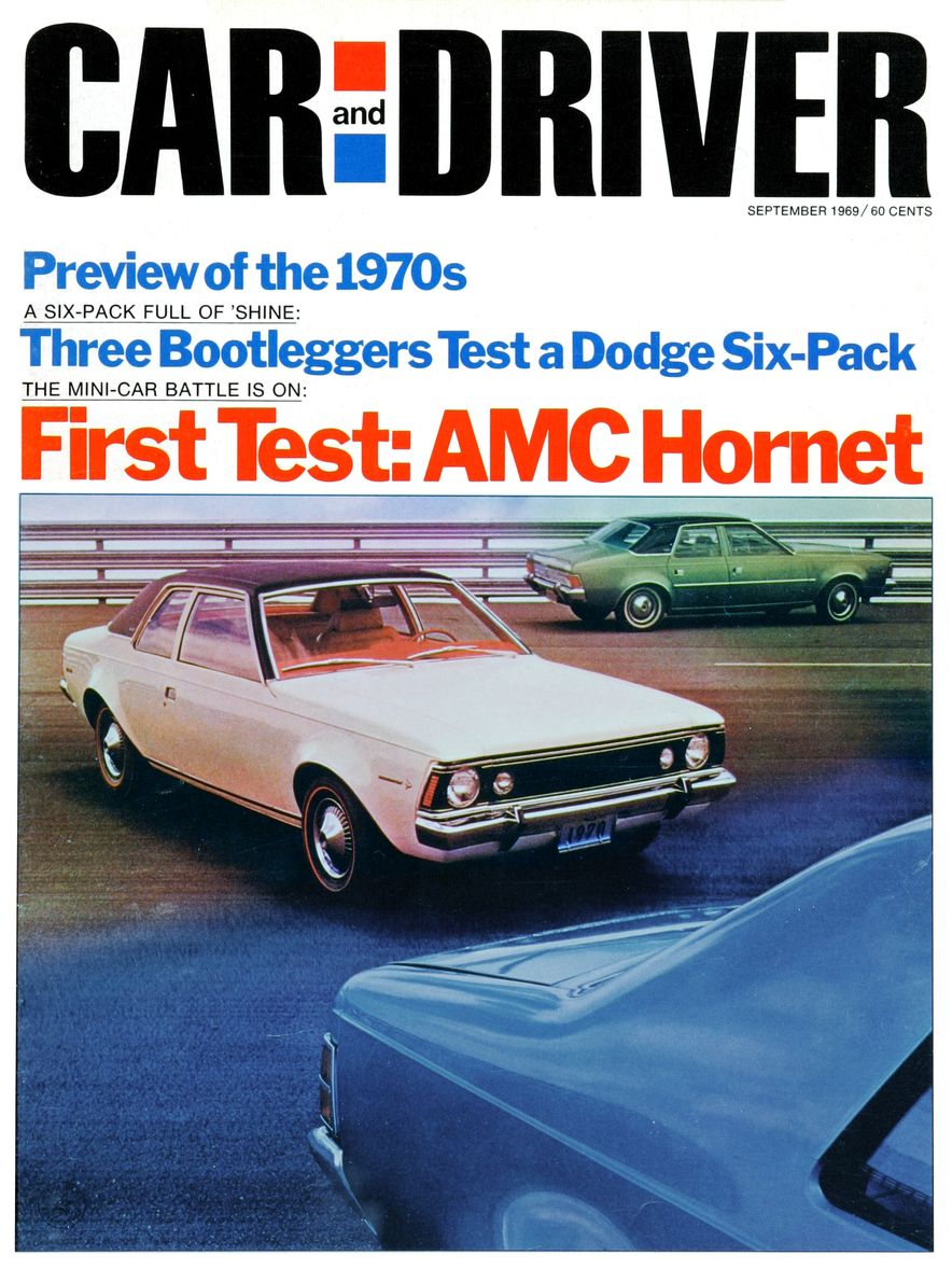 Getting Groovy and into the Groove: The Car and Driver Covers of the 1960s - Slide 118