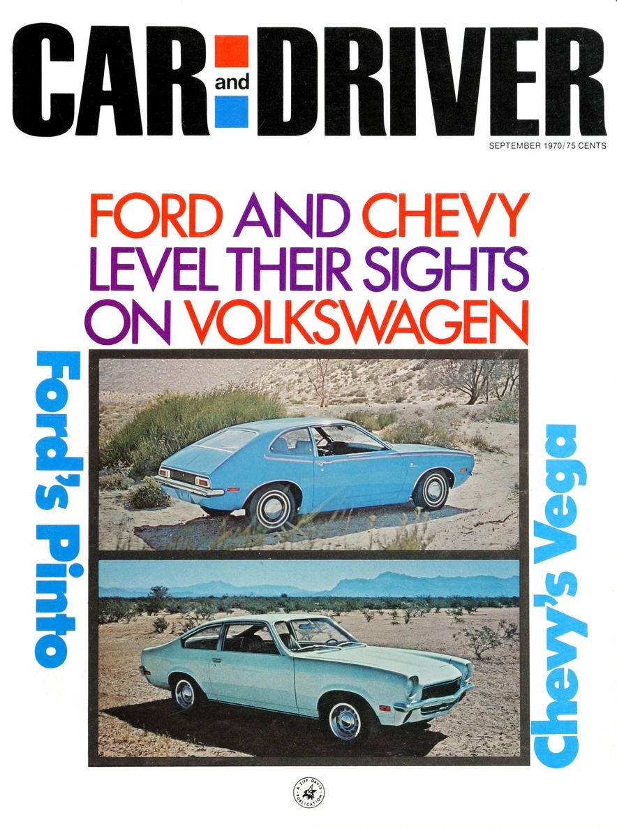 The Us Decade: The Car and Driver Covers of the 1970s - Slide 10