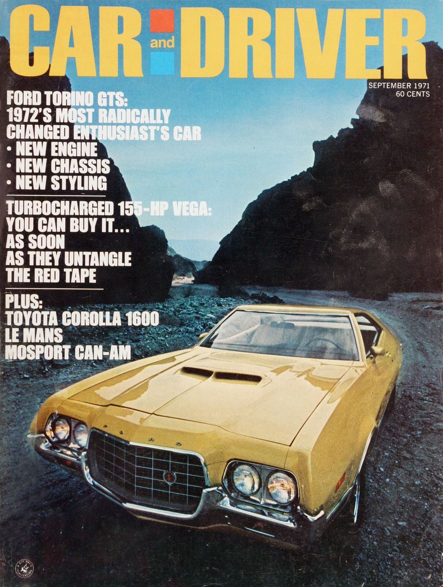 The Us Decade: The Car and Driver Covers of the 1970s - Slide 22