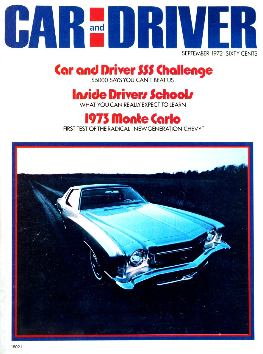 The Us Decade: The Car and Driver Covers of the 1970s - Slide 34