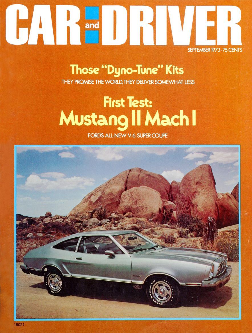 The Us Decade: The Car and Driver Covers of the 1970s - Slide 46