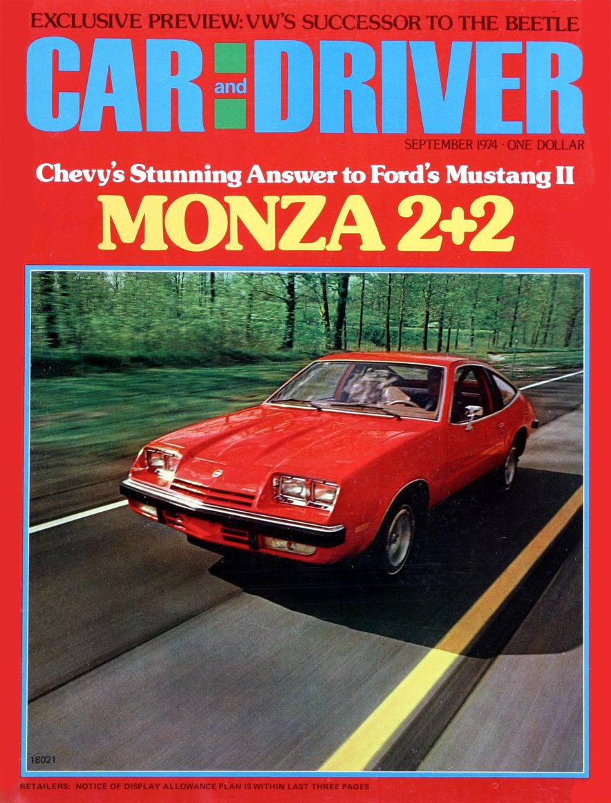 The Us Decade: The Car and Driver Covers of the 1970s - Slide 58