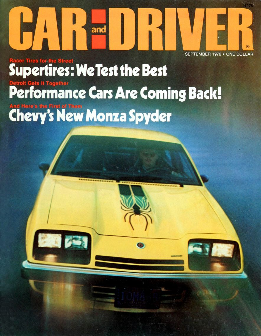 The Us Decade: The Car and Driver Covers of the 1970s - Slide 82