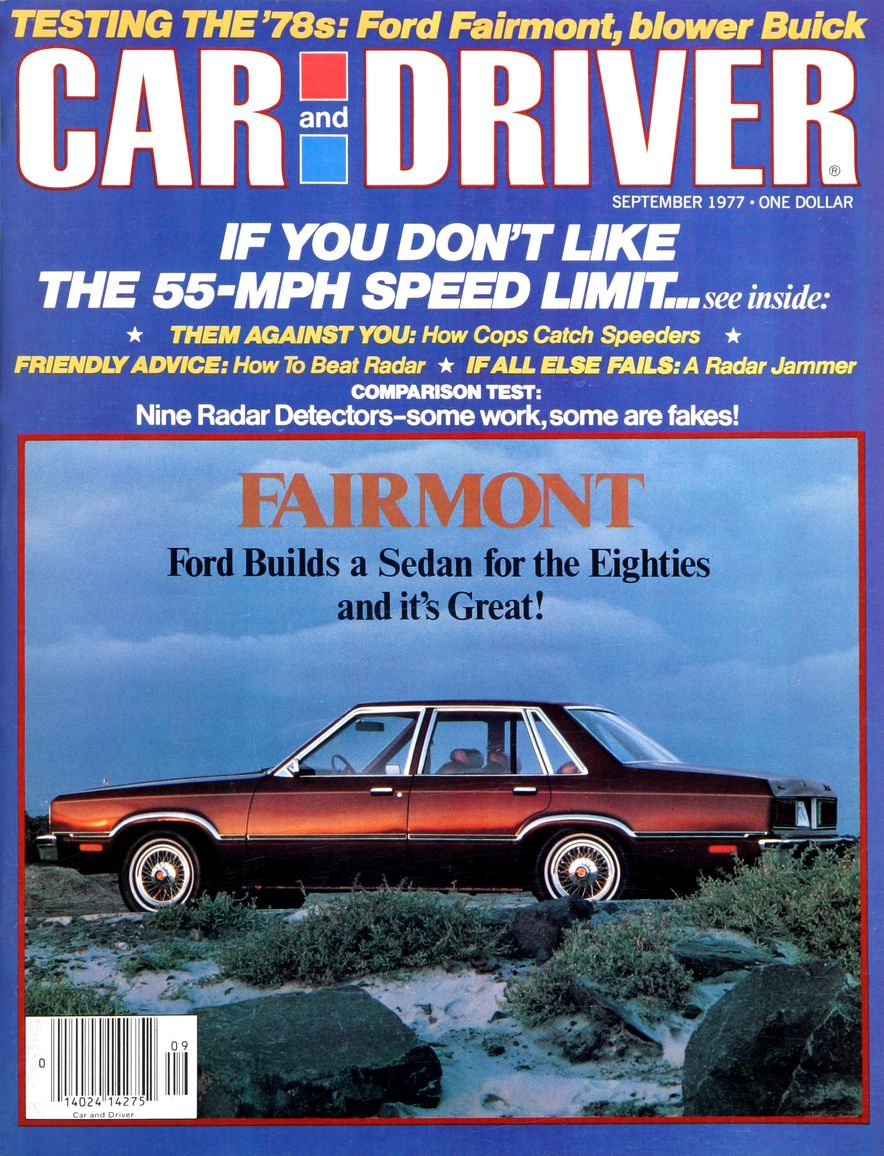 The Us Decade: The Car and Driver Covers of the 1970s - Slide 94